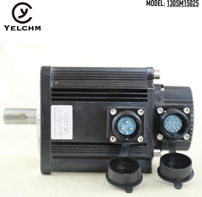电机产品中心 交流伺服电机 >> 130系列伺服电机   备注:带抱闸长度